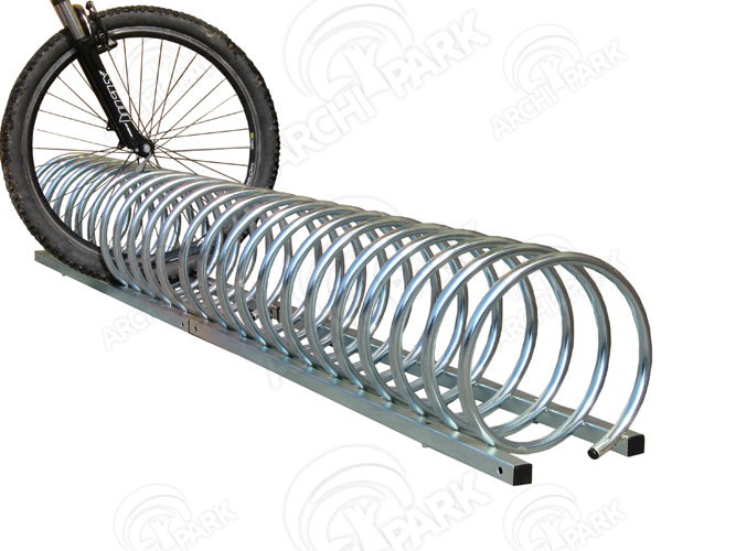 Small Spiral Bike Stand Bicycle Stands And Racks